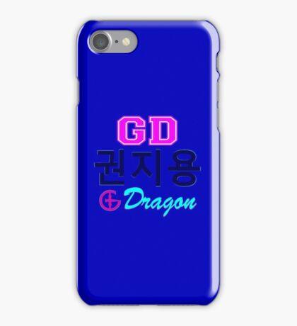 ♥♫Big Bang G-Dragon Cool K-Pop GD Samsung Galaxy & iPhone Cases♪♥ iPhone Case/Skin