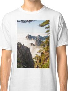 Piercing the Ocean of Clouds  Classic T-Shirt