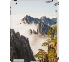 Piercing the Ocean of Clouds  iPad Case/Skin