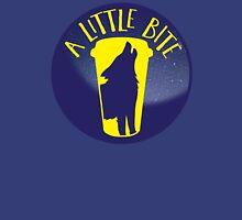A little bite (3) with werewolf on a circle T-Shirt