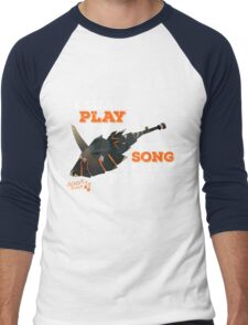 I Shall Play You The Song of My People - Monster Hunter Men's Baseball ¾ T-Shirt