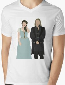 Once Upon A Time Rumbelle  Mens V-Neck T-Shirt