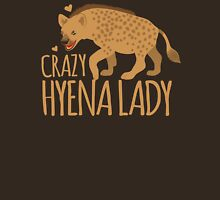Crazy Hyena Lady Womens Fitted T-Shirt