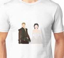 Once Upon A Time: Charming & Snow Unisex T-Shirt