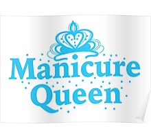 Manicure QUEEN Poster