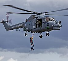 Westland Lynx HAS.8DSP  ZD260 by Andrew Harker