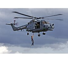 Westland Lynx HAS.8DSP  ZD260 Photographic Print