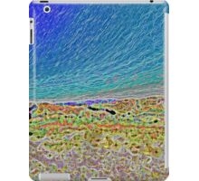 Hucks Lookout - Abstract iPad Case/Skin