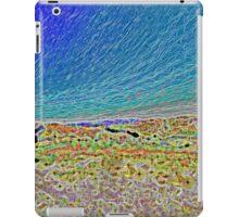 Hucks Lookout - Abstract iPad Case/Skin