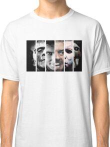Faces of evil Classic T-Shirt