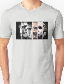 Faces of evil Unisex T-Shirt