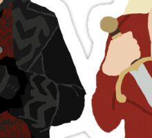 Once Upon A Time: Emma & Hook Sticker