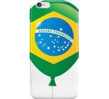 Brazilian flag iPhone Case/Skin
