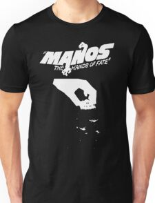 Hands the manos of fate Unisex T-Shirt