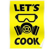 LET'S COOK Poster