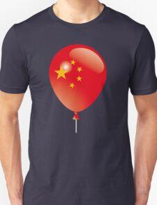 Chinese flag Unisex T-Shirt