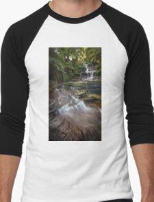 Upper Cascades Men's Baseball ¾ T-Shirt