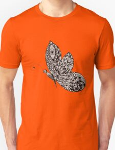 Butterfly Tattoo T-Shirt
