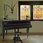 Piano with ambience by Arie Koene