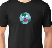 Kissing earth Unisex T-Shirt