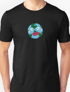 Kissing earth T-Shirt