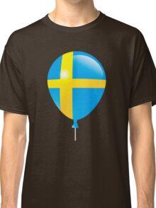 Sweden Flag Classic T-Shirt