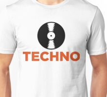 Techno music! Unisex T-Shirt