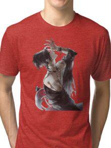 Uta tokyo ghoul 00 Tri-blend T-Shirt