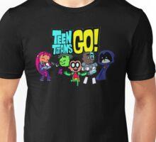 Chibi Titans Go!  Unisex T-Shirt