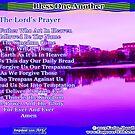 The Lord's Prayer by Kazim Abasali