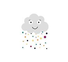 Confetti cloud by ilovecotton