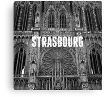 Strasbourg, France Canvas Print