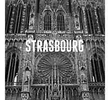 Strasbourg, France Photographic Print