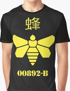 Golden Moth Chemical Graphic T-Shirt