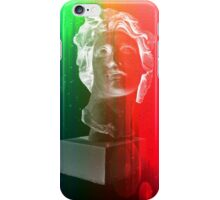 Rainbow bust iPhone Case/Skin