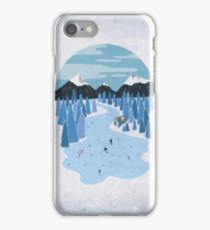 Pond Hockey iPhone Case/Skin