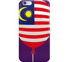 Malaysia Flag iPhone Case/Skin