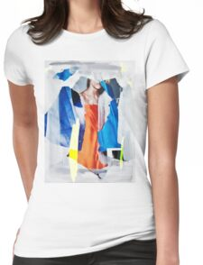 AC No.04 Womens Fitted T-Shirt