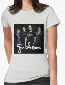 gin blossoms Womens Fitted T-Shirt