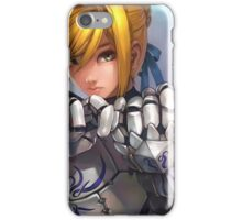 Fate Stay Night \ Zero - epic Saber iPhone Case/Skin