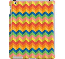 zigzag stripes iPad Case/Skin