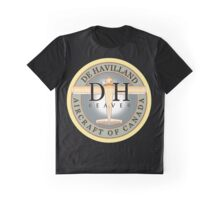De Havilland Beaver float plane Graphic T-Shirt