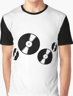 Vinyl records Graphic T-Shirt