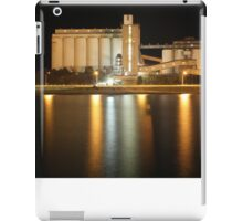 Wallaroo Silo's at Night iPad Case/Skin