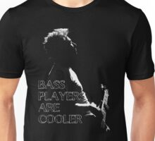 u2 adam bass players Unisex T-Shirt