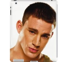 Channing Tatum Cool by bak iPad Case/Skin