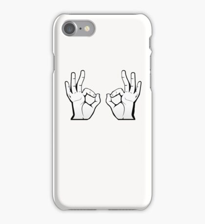 Three Point Goggles Basketball iPhone Case/Skin