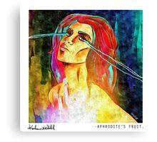 Aphrodite's Fruit Canvas Print