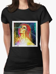 Aphrodite's Fruit Womens Fitted T-Shirt