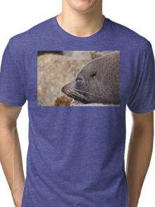 Sleeping Seal Tri-blend T-Shirt